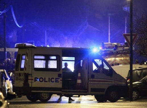 French Police In Armed Siege With Shooting Suspect