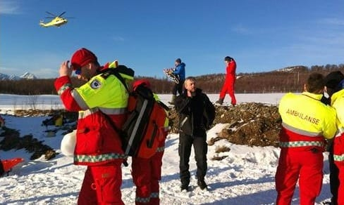 At least five dead in avalanche in Norway