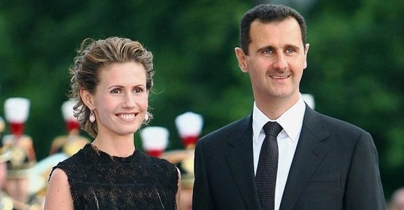 EU to Sanction Syrian First Lady