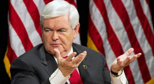 Gingrich Will Take A 'Realistic' Look At Campaign