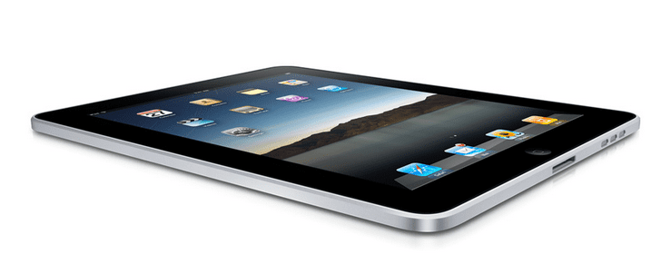 Apple confirms imprecise iPad battery meter, says it's by design