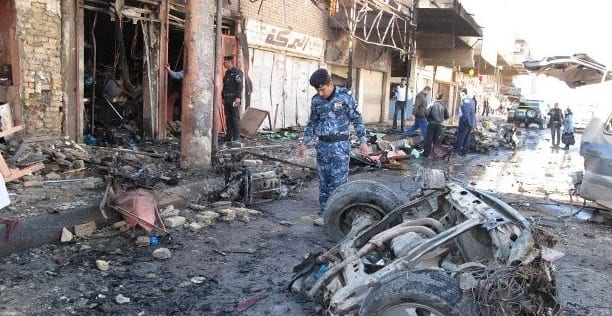 At least 39 Killed in Iraq Blasts