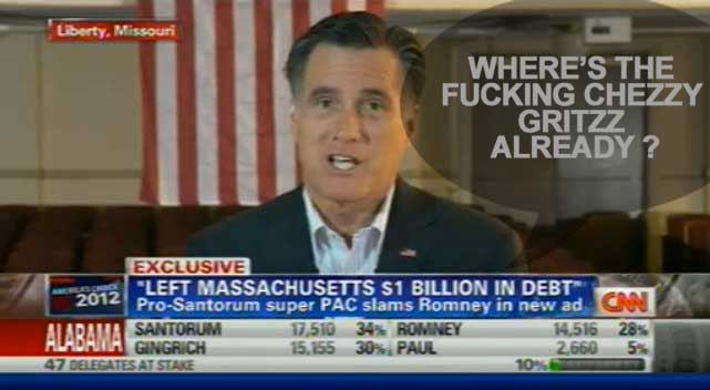 romney all set to lose two
