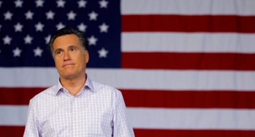 Romney To Address Tea Party Group