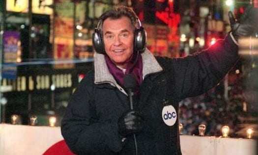 """American Bandstand"" Host Dick Clark Dies at 82"