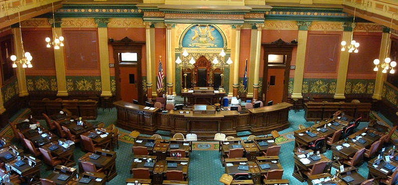 Democracy Begins Its Death In Michigan – Rachel Maddow's Exposé (VIDEO)