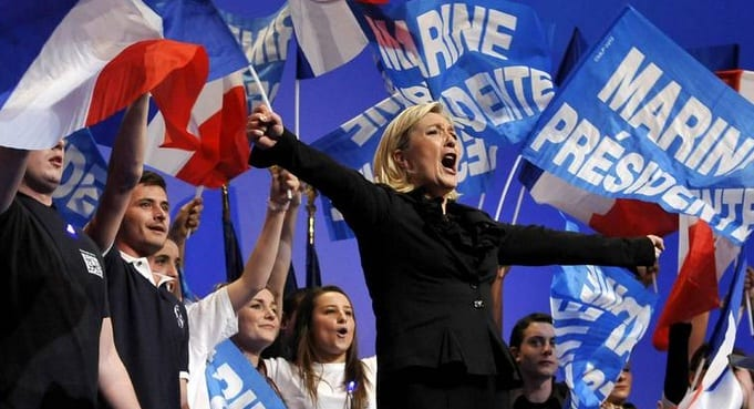 French Presidential Election 2012 - First Round