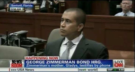 George Zimmerman Bond Hearing LIVE NOW