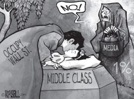 Is the U.S. Middle Class About to Become Extinct?