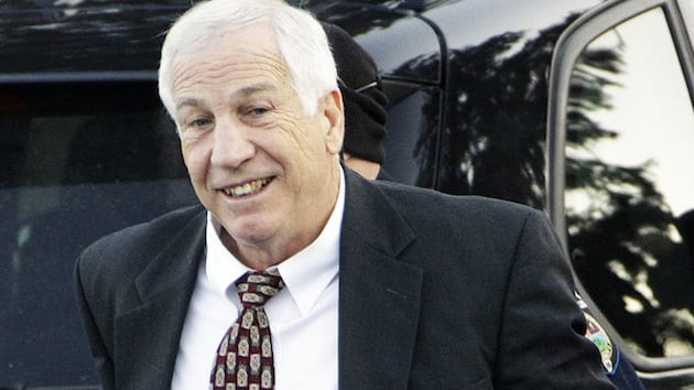 Jerry Sandusky Appears In Court For Pre-Trial Hearing