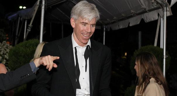 Journalist David Gregory