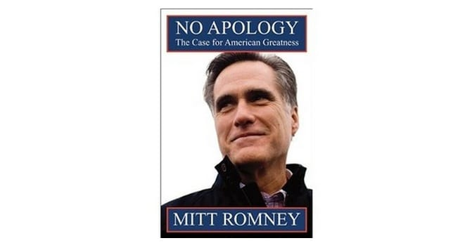 Mitt Romney Slams Stay-At-Home Moms In His Book