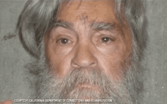 New Charles Manson Photos Released