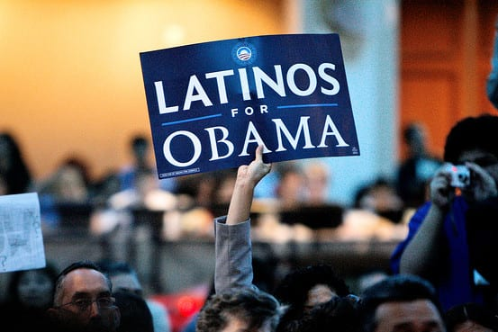 Obama Campaign Launches Latinos For Obama