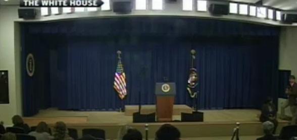 President Obama Will Speak At Women's Forum At 10:20ET