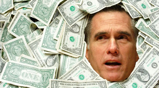 Romney To Raise Money Jointly With RNC