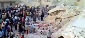 Huge Explosion Kills 70 in Syria