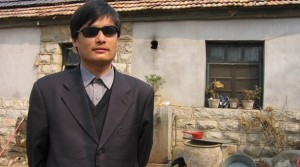Blind Chinese Lawyer Flees House Arrest