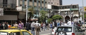 One dead, three wounded in separate Damascus attacks Tuesday