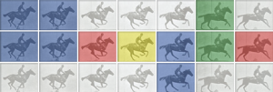 Eadweard J Muybridge celebrated in a Google doodle