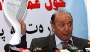 Iraq Election Official Arrested