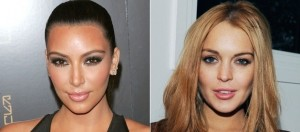 Lindsay Lohan, Kim Kardashian Set to Attend White House Correspondents' Dinner