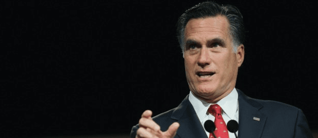 Romney Avoids Obama Attack On Gay Marriage