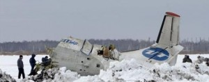 Plane Crash in Siberia Kills 31 of 43 on Board