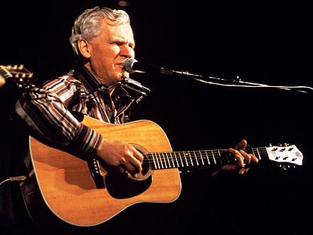 Bluegrass Legend Doc Watson Dies At 89