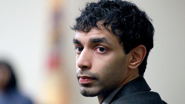 Dharun Ravi to Appeal 30-Day Sentence