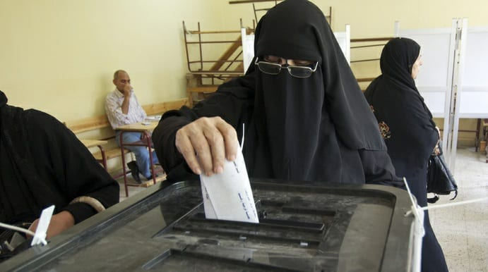 Egypt Votes for Second Day
