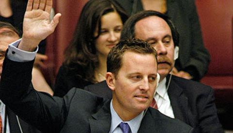 Gay Aide Richard Grenell Quits Romney Campaign