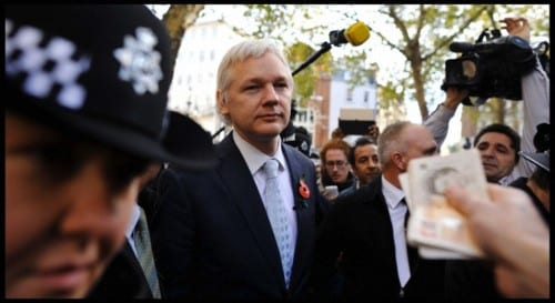 Assange loses extradition appeal in U.K.