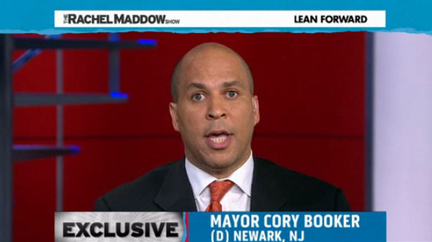 Just Whose Side Is Cory Booker On, Anyway? (VIDEO)
