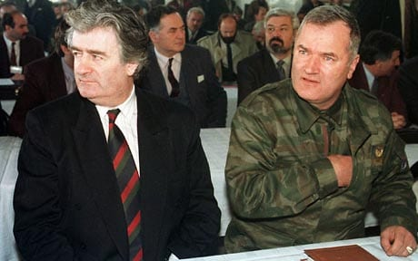Mladic War Crimes Trial Begins