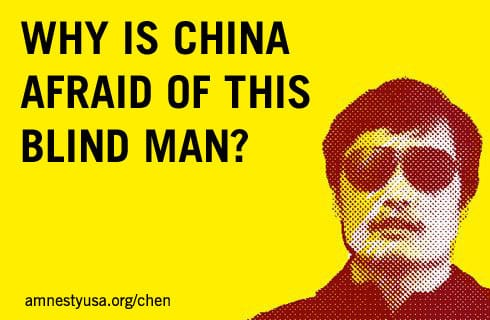 NYU Law Offered A Position To Chinese Activist Chen Guangcheng
