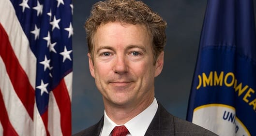 Rand Paul Mocks President Obama For Supporting Gay Marriage