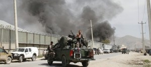 Taliban strike back after Obama visit to Afghanistan, killing at least 7 people in Kabul