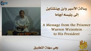 Al Qaeda Video Shows U.S. Hostage