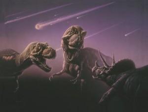 Dinosaurs' flatulence influenced global warming, study suggests