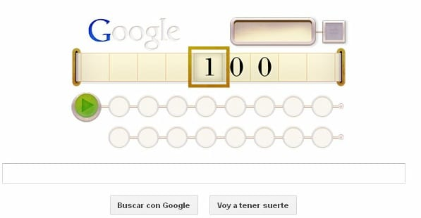 Alan Turing Honored With Google Doodle