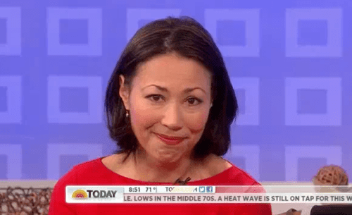 Ann Curry Announces Last Day As 'Today Show' Co-Host