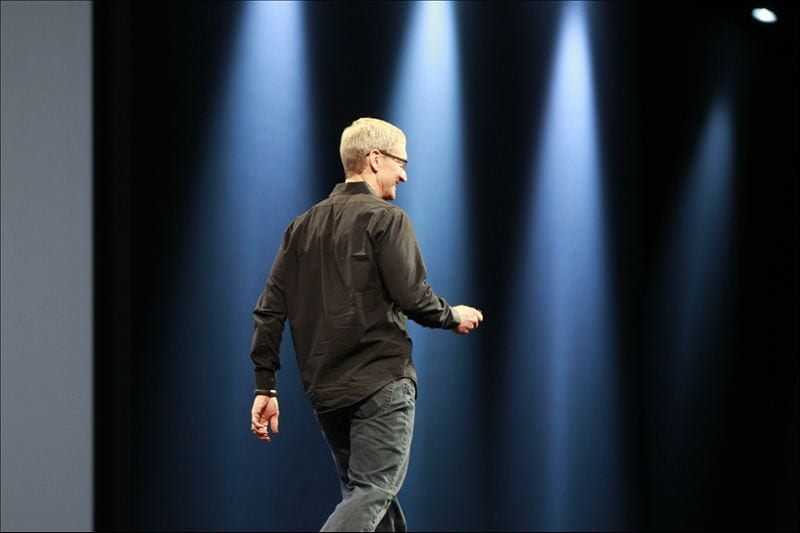 Apple's Worldwide Developers Conference 2012
