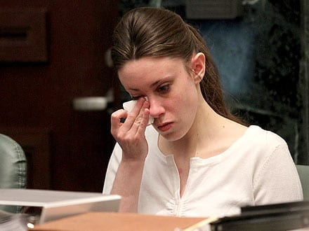 Casey Anthony Breaks Silence 'Obviously, I didn't kill my daughter'
