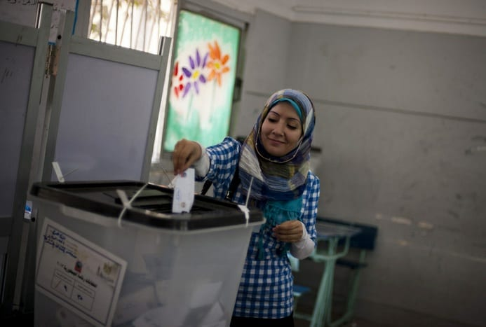 Egyptian Presidential Elections 2012