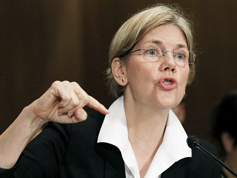 Elizabeth Warren Schools Mitt Romney On What Being A Real Person Actually Means