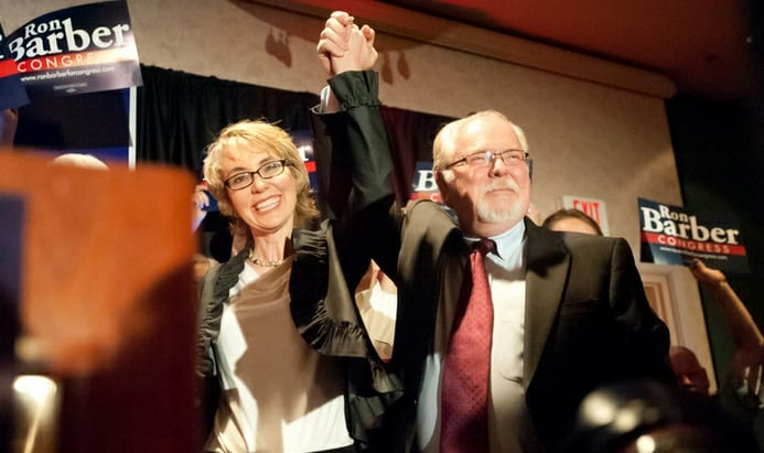 Former Gabrielle Giffords Aide Ron Barber Wins Election