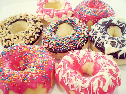 National Donut Day of the Day