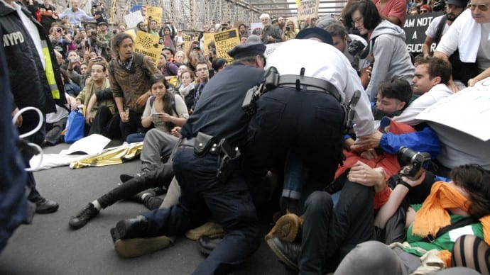 Occupy Wall Street Lawsuit Dismissed By NY Judge