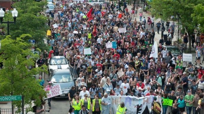 Occupy Wall Street Members Say The Movement Is Alive And Well